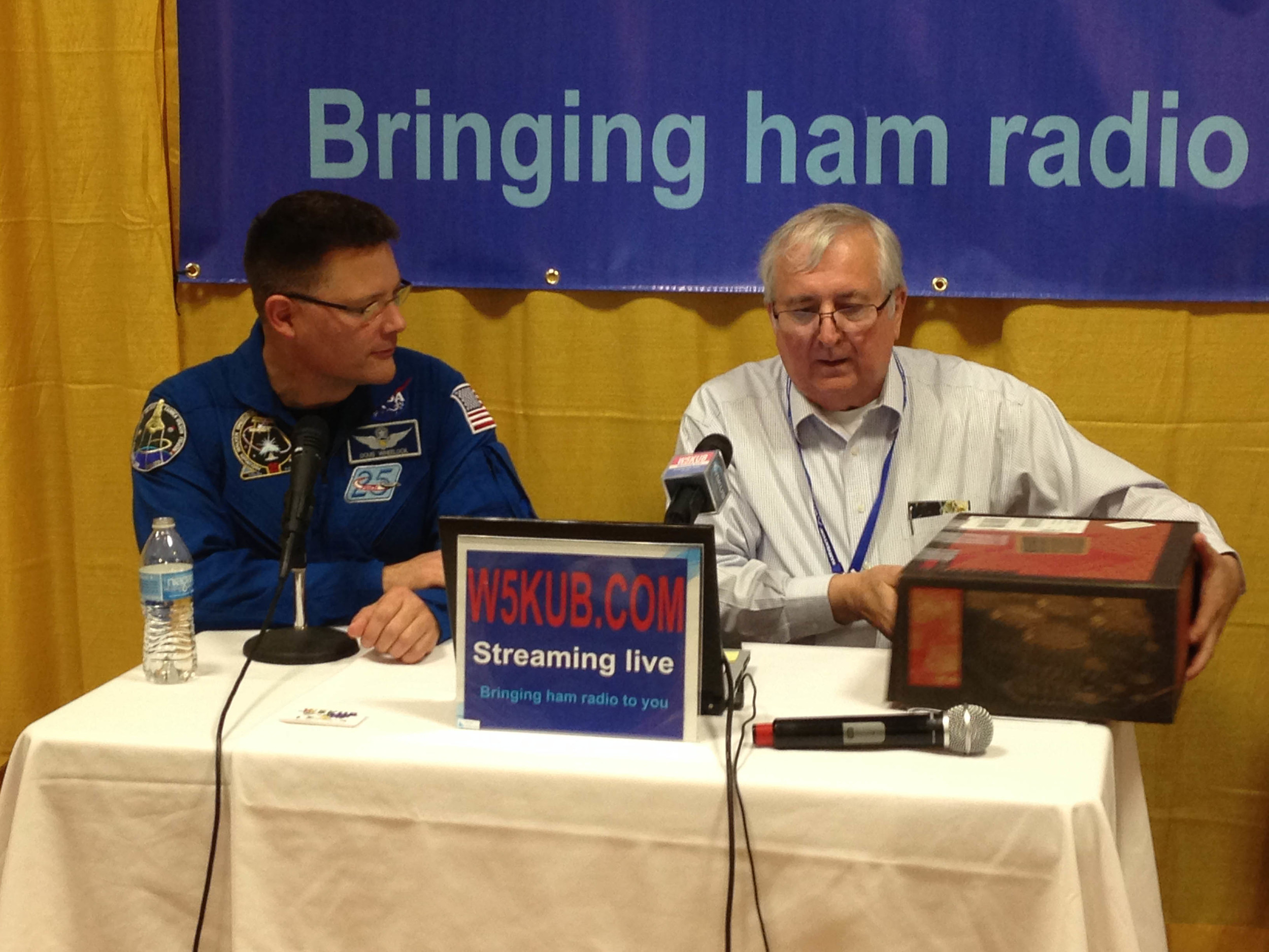Hamvention on Friday