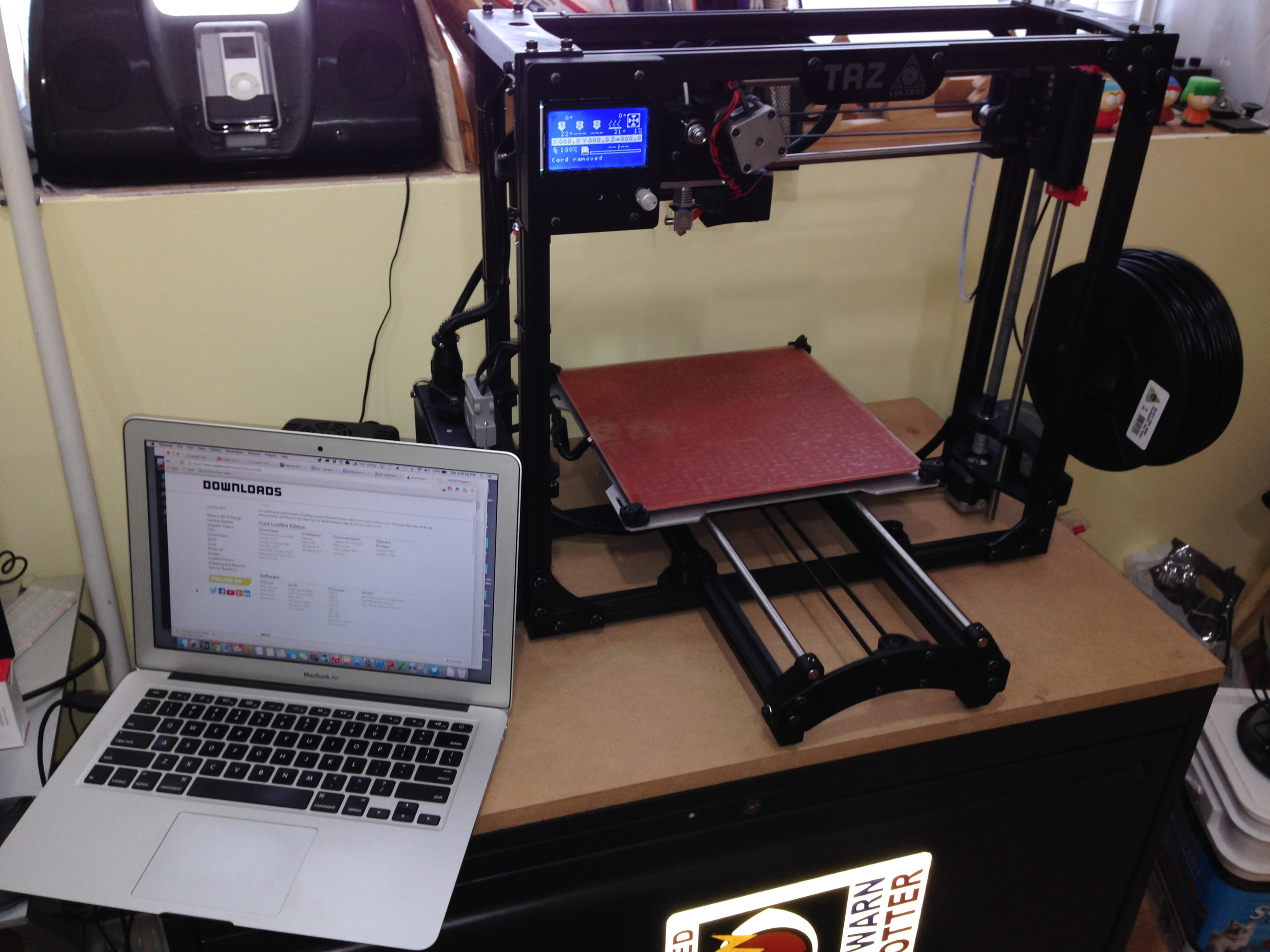 Setup and calibration