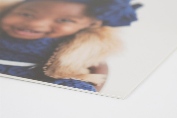 Mounted Archival Print