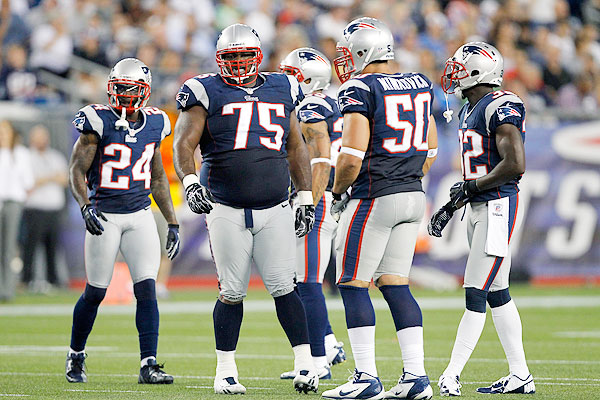 NEW ENGLAND PATRIOTS  (Michael Dwyer/AP Photo)