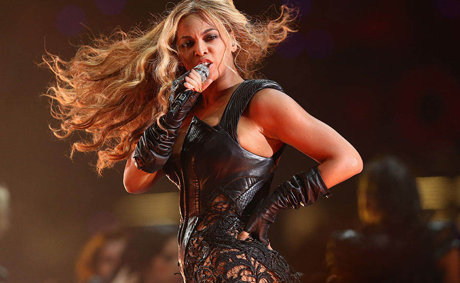 BEYONCE KNOWLES   (Christopher Polk/Getty Images)