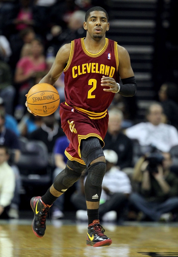 KYRIE IRVING , CLEVELAND CAVALIERS