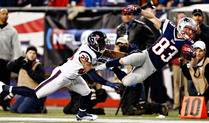 WES WELKER , DENVER BRONCOS  (Mark L. Baer/USA TODAY Sports)