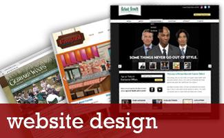 Click here for Web Design Portfolio
