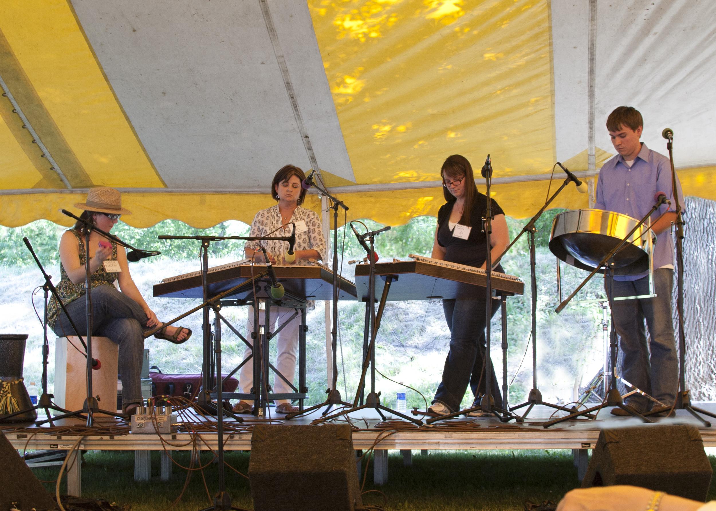 Gebhard Woods Dulcimer Festival 2012