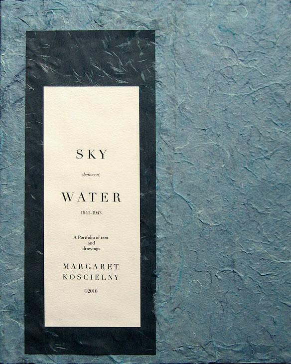 Portfolio cover: Sky (between) Water