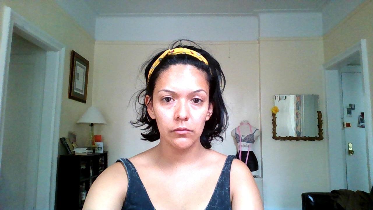 my face shame, my shame house, my shame mirror, my shame dress, my shame couch, etc.