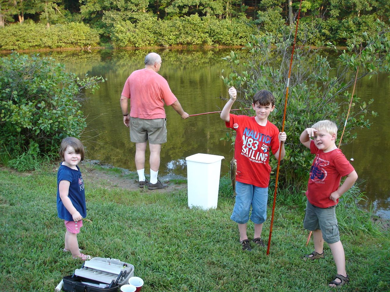Learning How to Fish