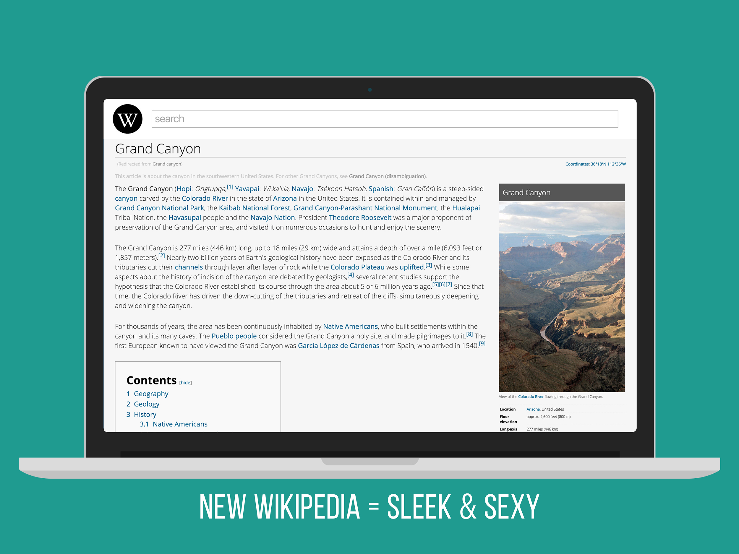 Wikipedia CSS Refresh Sleek and Sexy.jpg