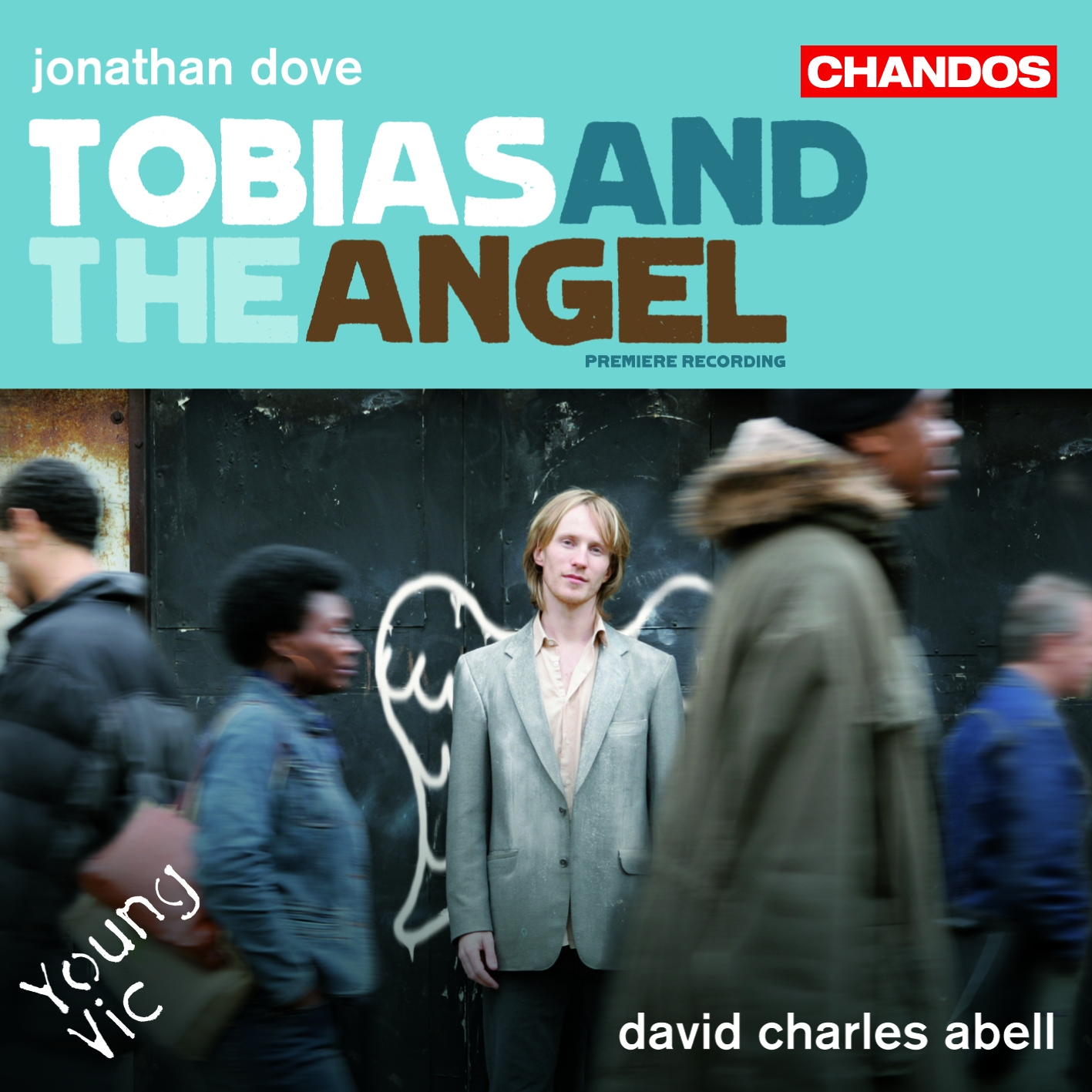 Rodney sings the role of Ashmodeus in a recording of Jonathan Dove's opera Tobias & the Angel.