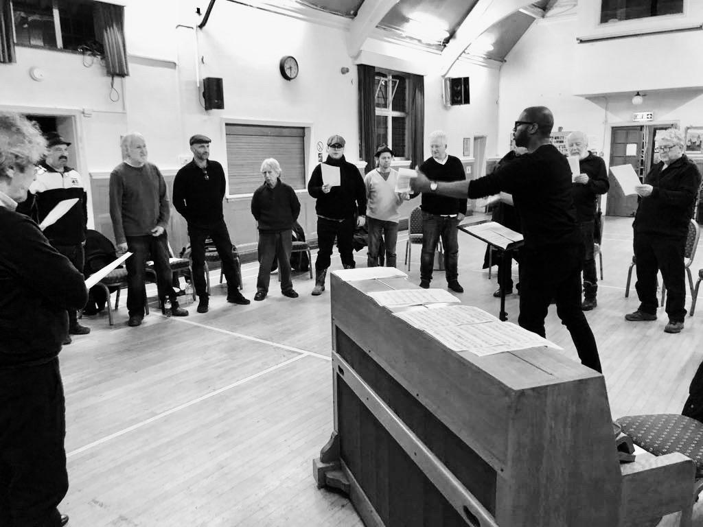 Taster Session Night - The Gentleman's Choir