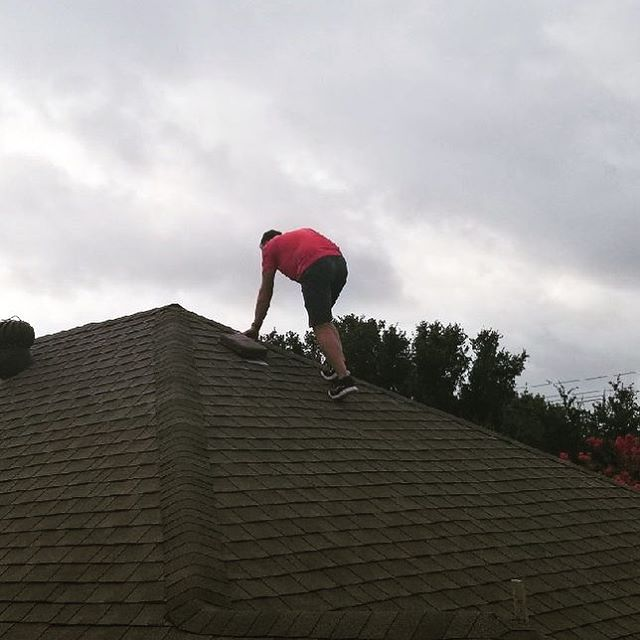 We are out and about doing some inspections this morning. So far two of two have damage and our homeowners didn't have any idea!  Call or message for a FREE inspection! #noteworthyexteriors #roofer #haildamage #raisetheroof #dfwcontractor #contractorsofinstagram