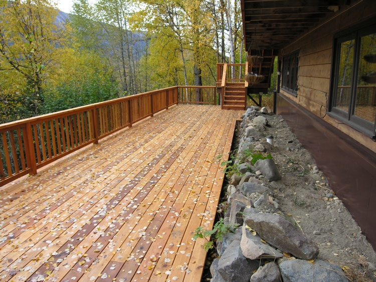Deck Replacement - After