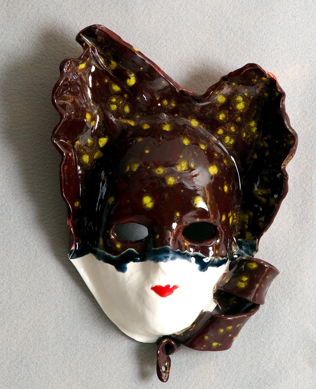 Venetian Mask Sunset Juwel
