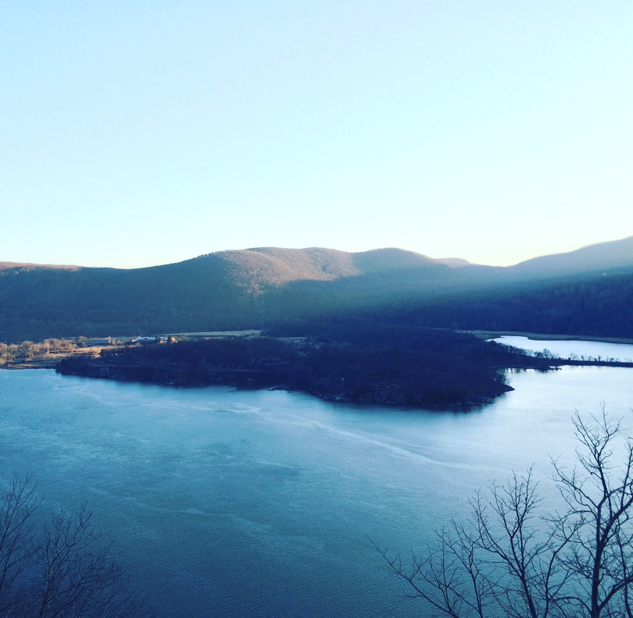 Bear Mountain State Park is a morning's bike ride from NYC.