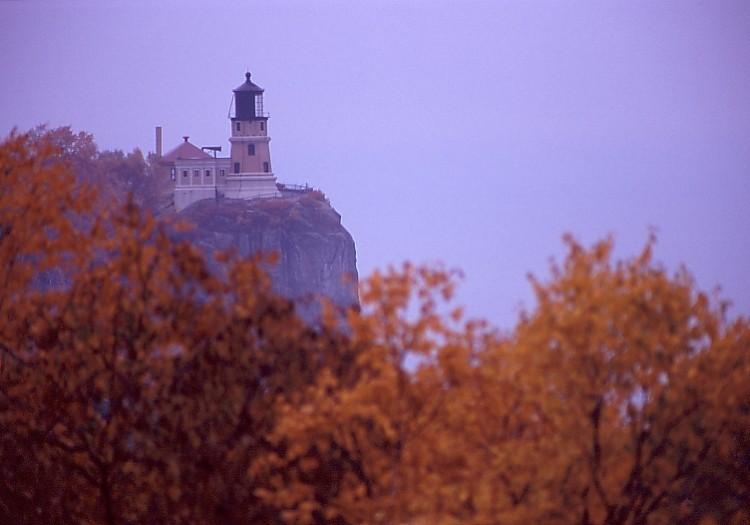 Splitrock Lighthouse, Lake Superior