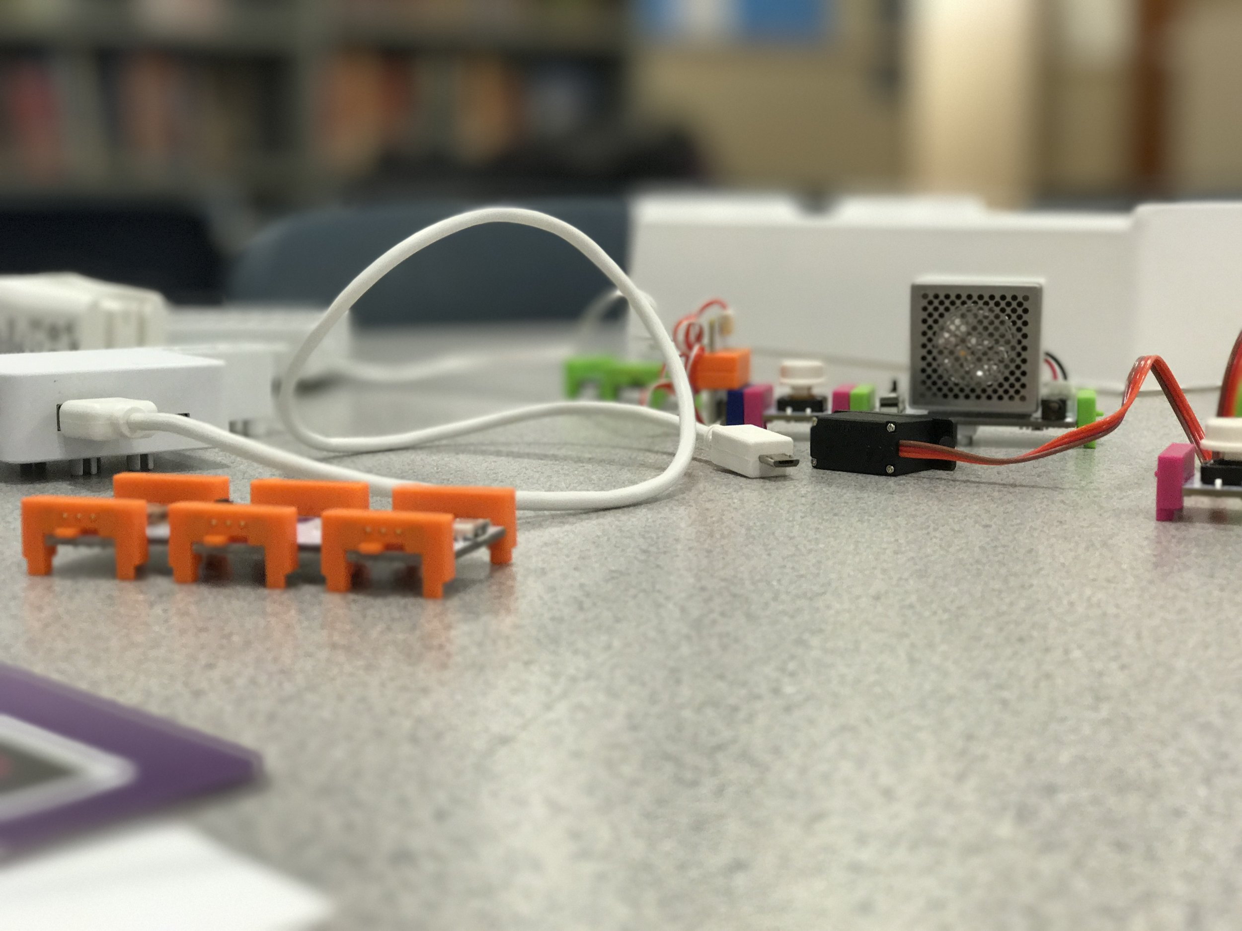 littleBits Coding Kit - Coming up on our next episode.