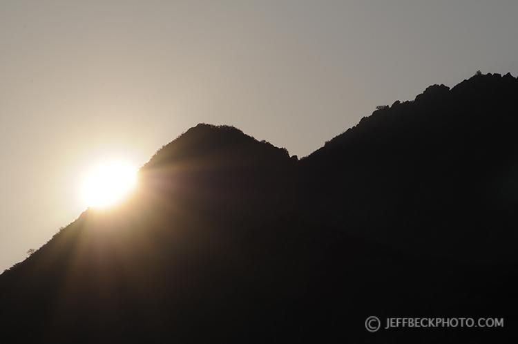 Eternal Sunrise, Salt Lake City Foothills, Utah