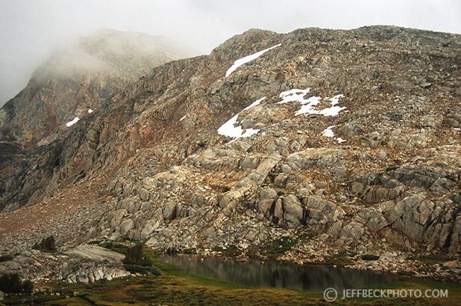 Near Piute Pass