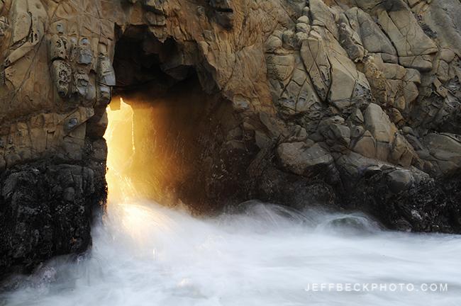 Pfeiffer Arch, Big Sur, California