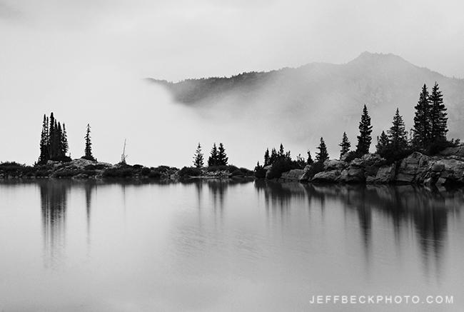 Cecret Lake, Alta, Utah