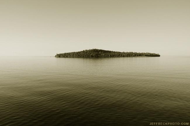 Grand Portage Island