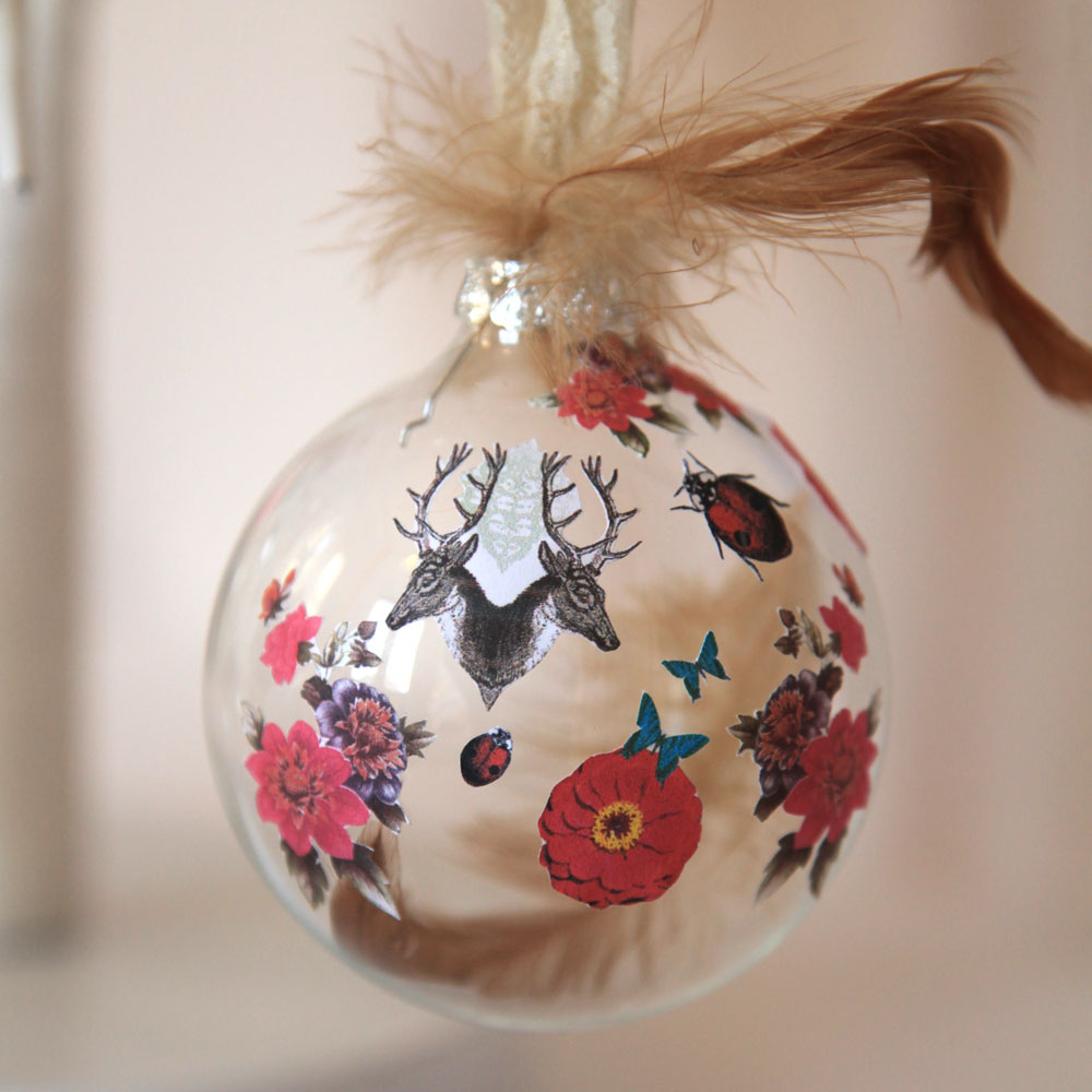 LIBBY MCMULLIN BAUBLE goes to Sarah Miller