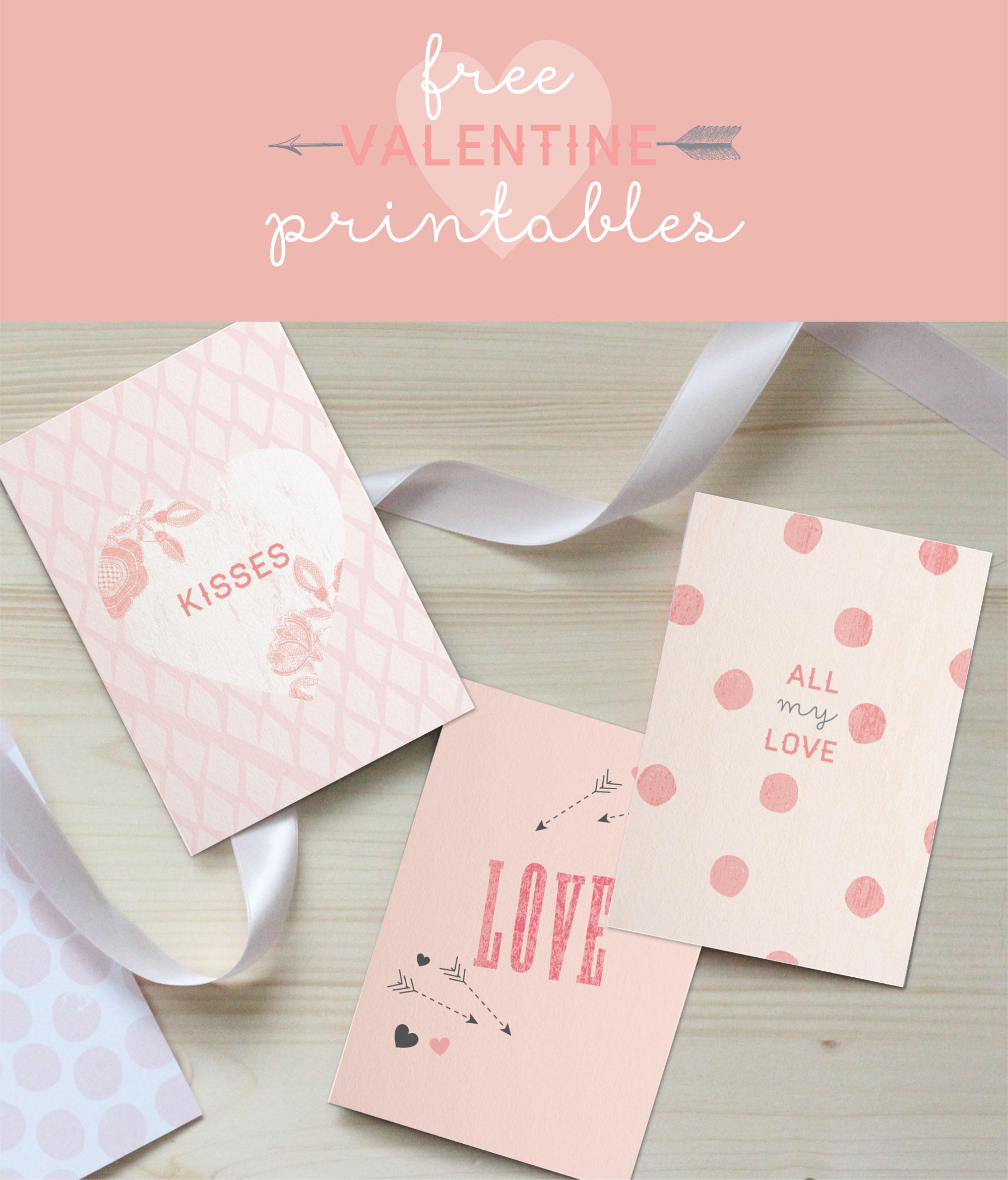 Free Valentine's Printables from Studio Seed