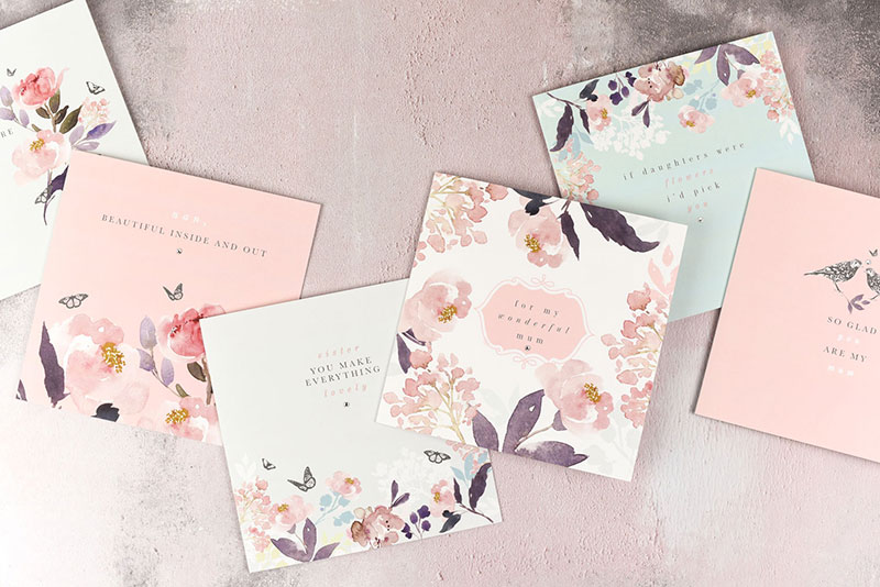 Don't forget we also have a beautiful selection of gorgeous  Mother's Day Cards  to compliment your gift purchase!