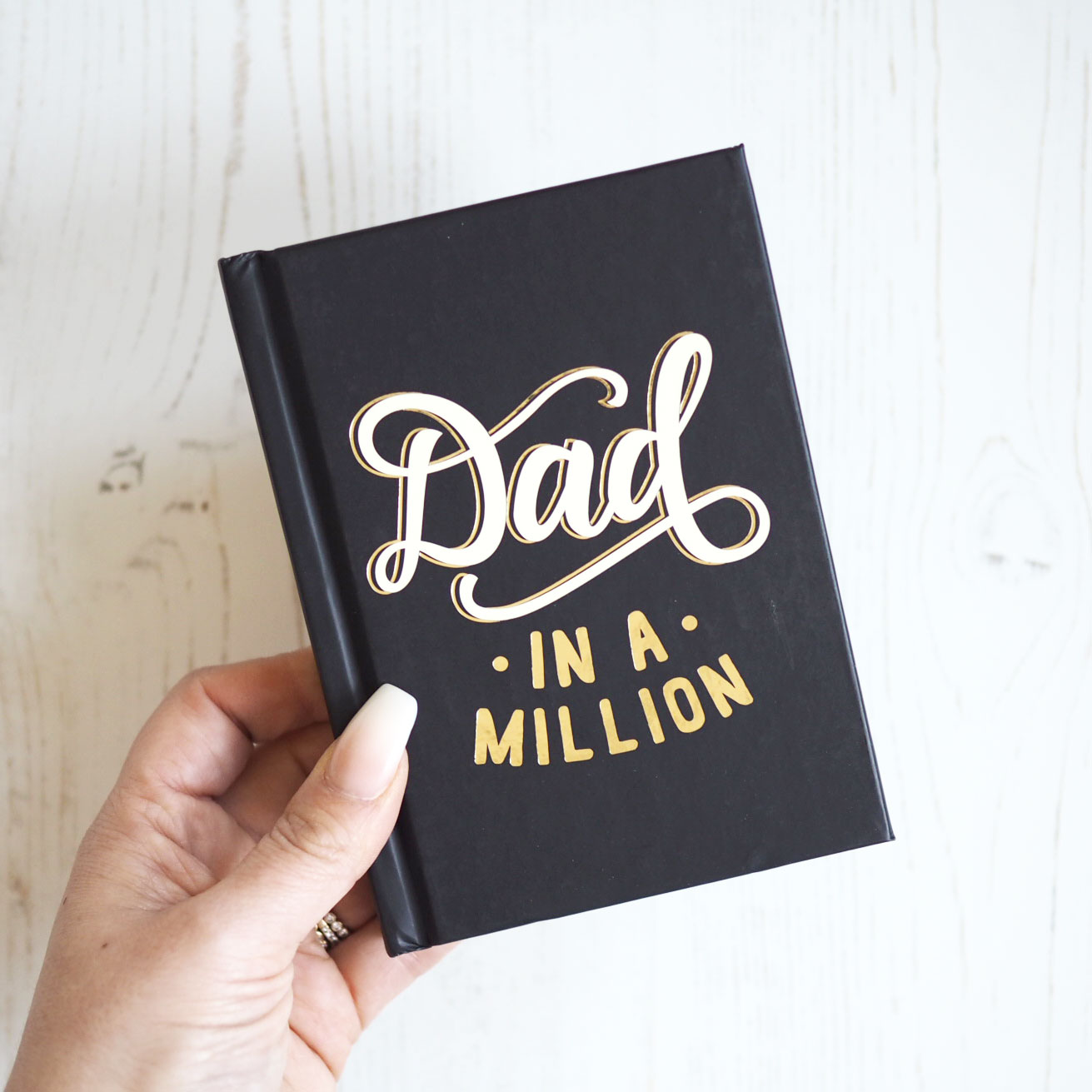 Dad in a Million book, £6.95