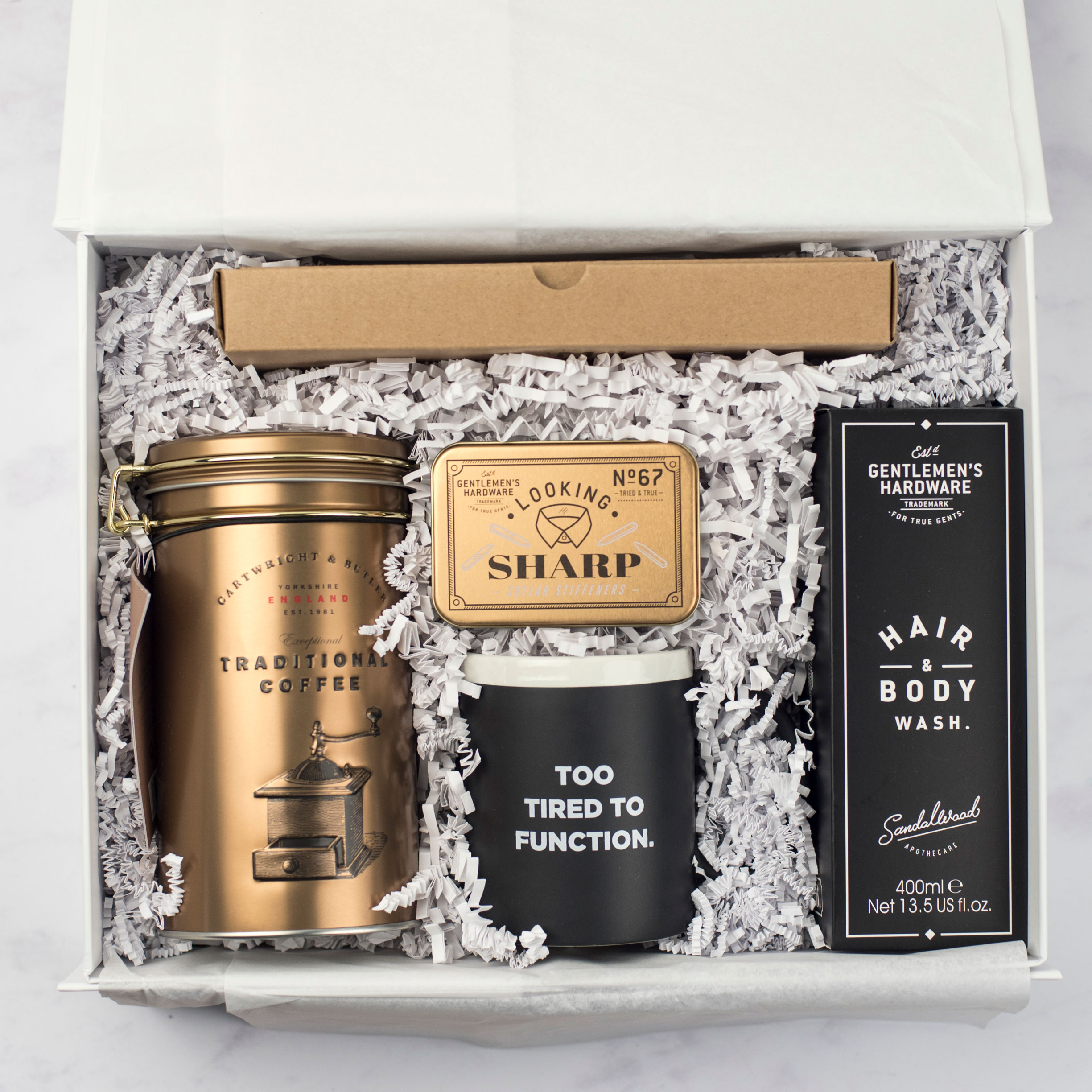 Men's Morning Glory LuxeBox, £54.95