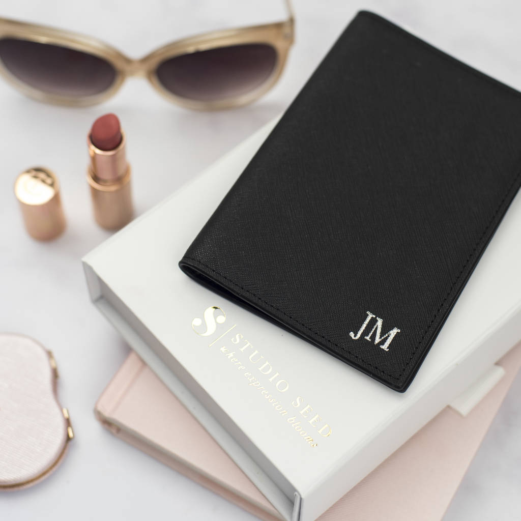 Personalised Passport Holder, £22.95