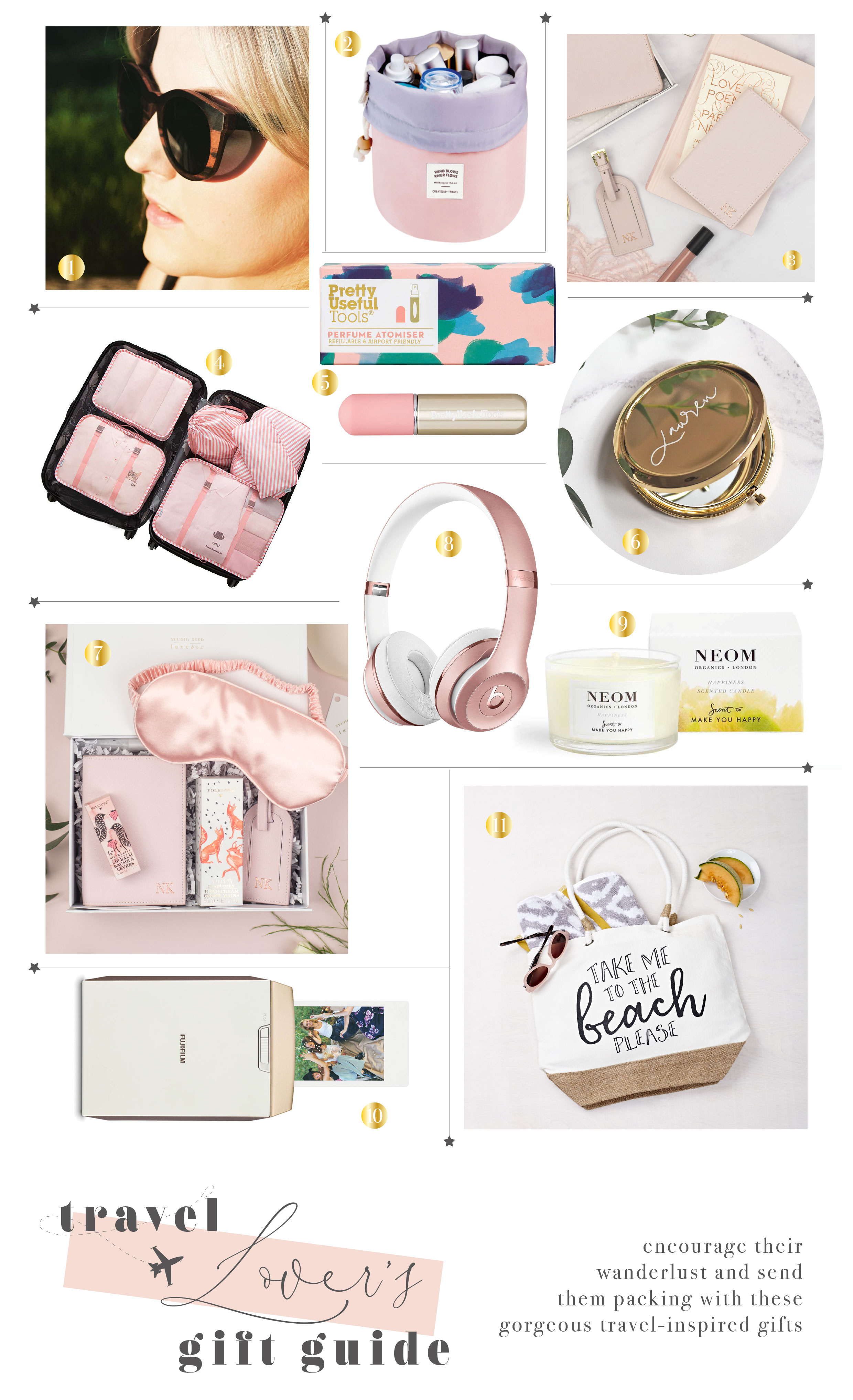 f8555b9ef32dbc The Travel Lover's Gift Guide - Summer 2019 — Studio Seed - Where ...