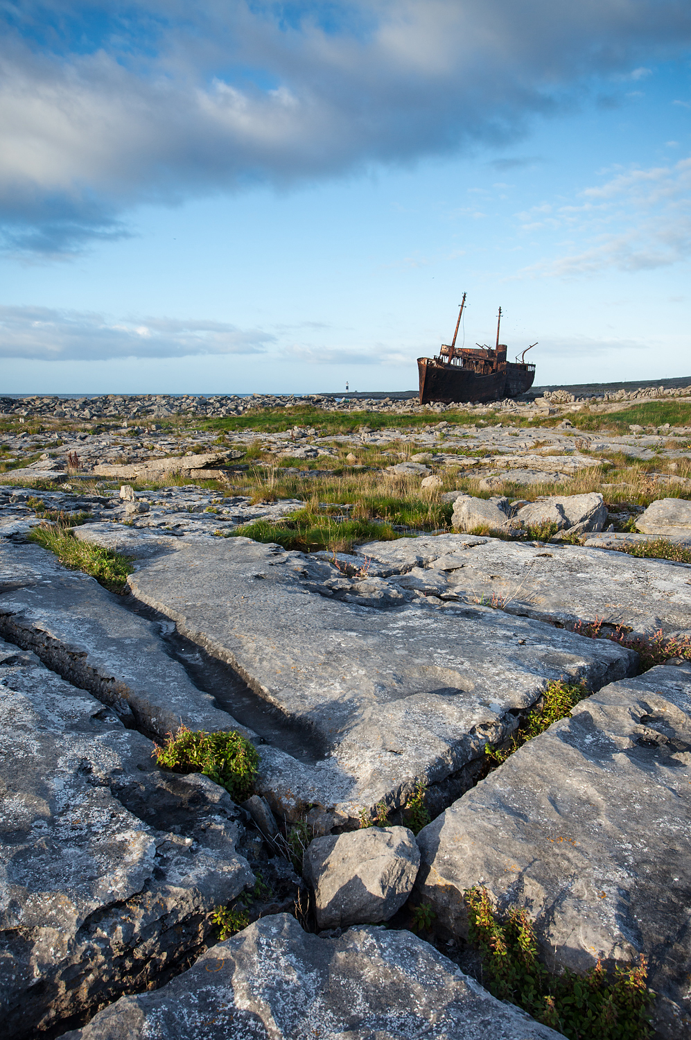 The Plassy, Inis Oirr