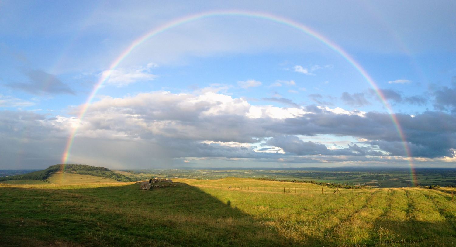 Loughcrew Rainbow