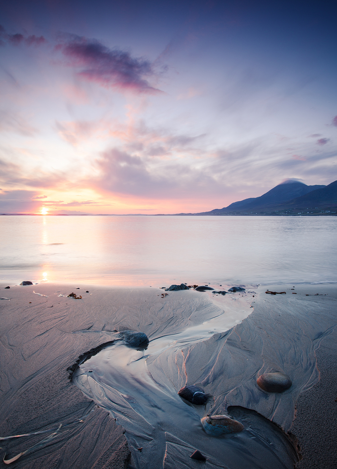 Clew bay Sunrise