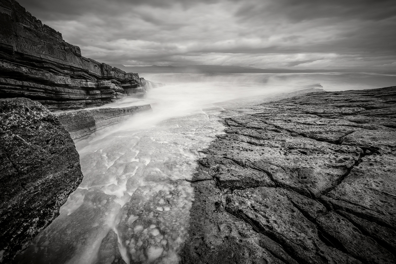 Cracked Earth, Sligo