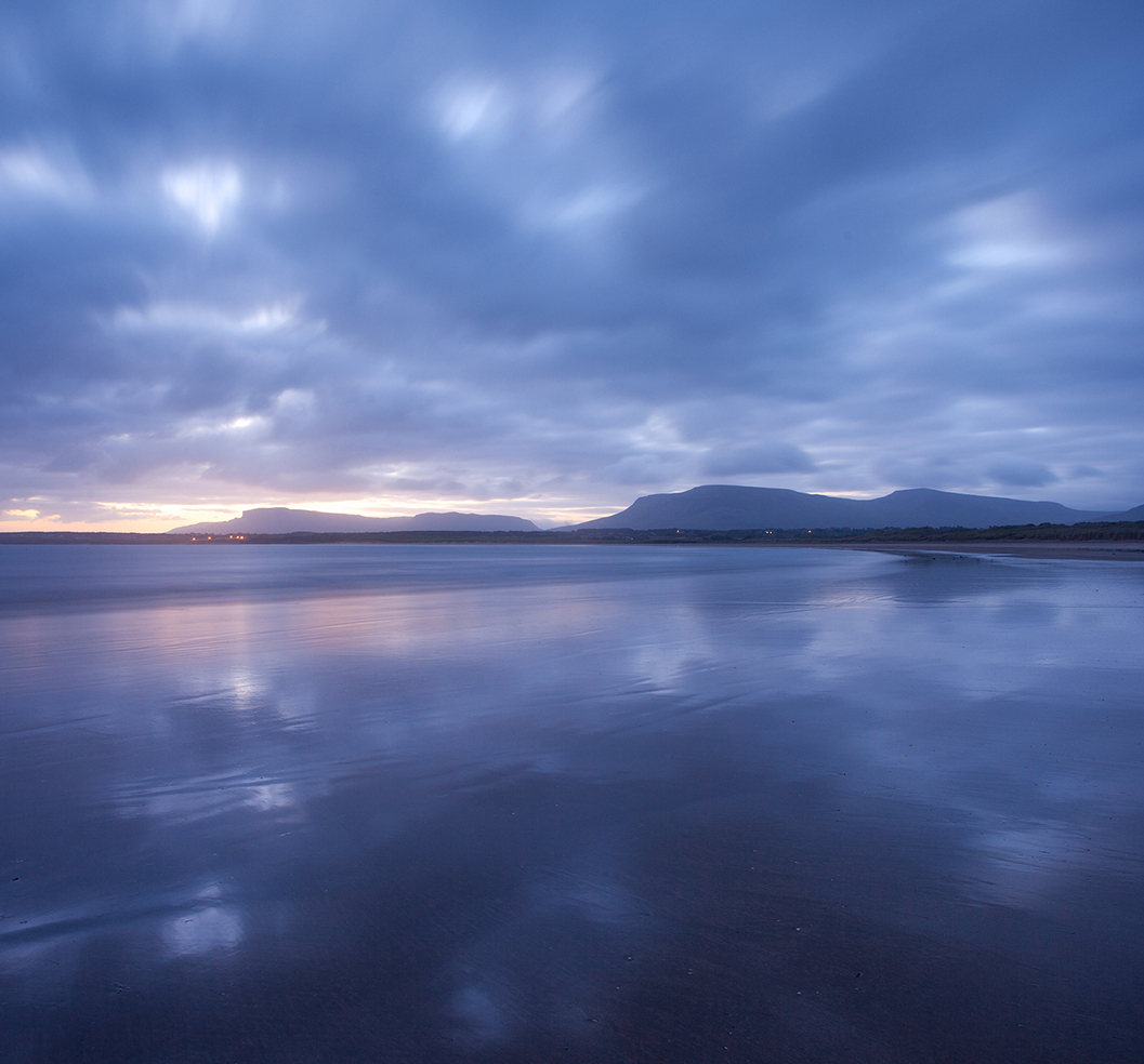 Morning light, Sligo