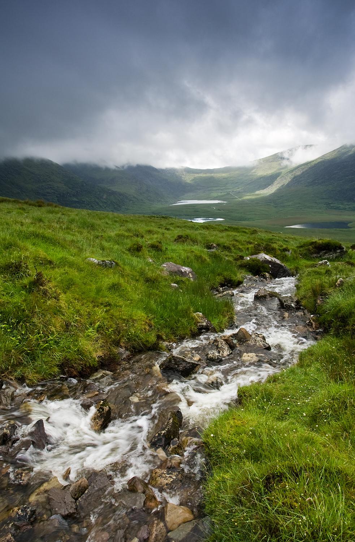 Connor Pass, Kerry Ireland