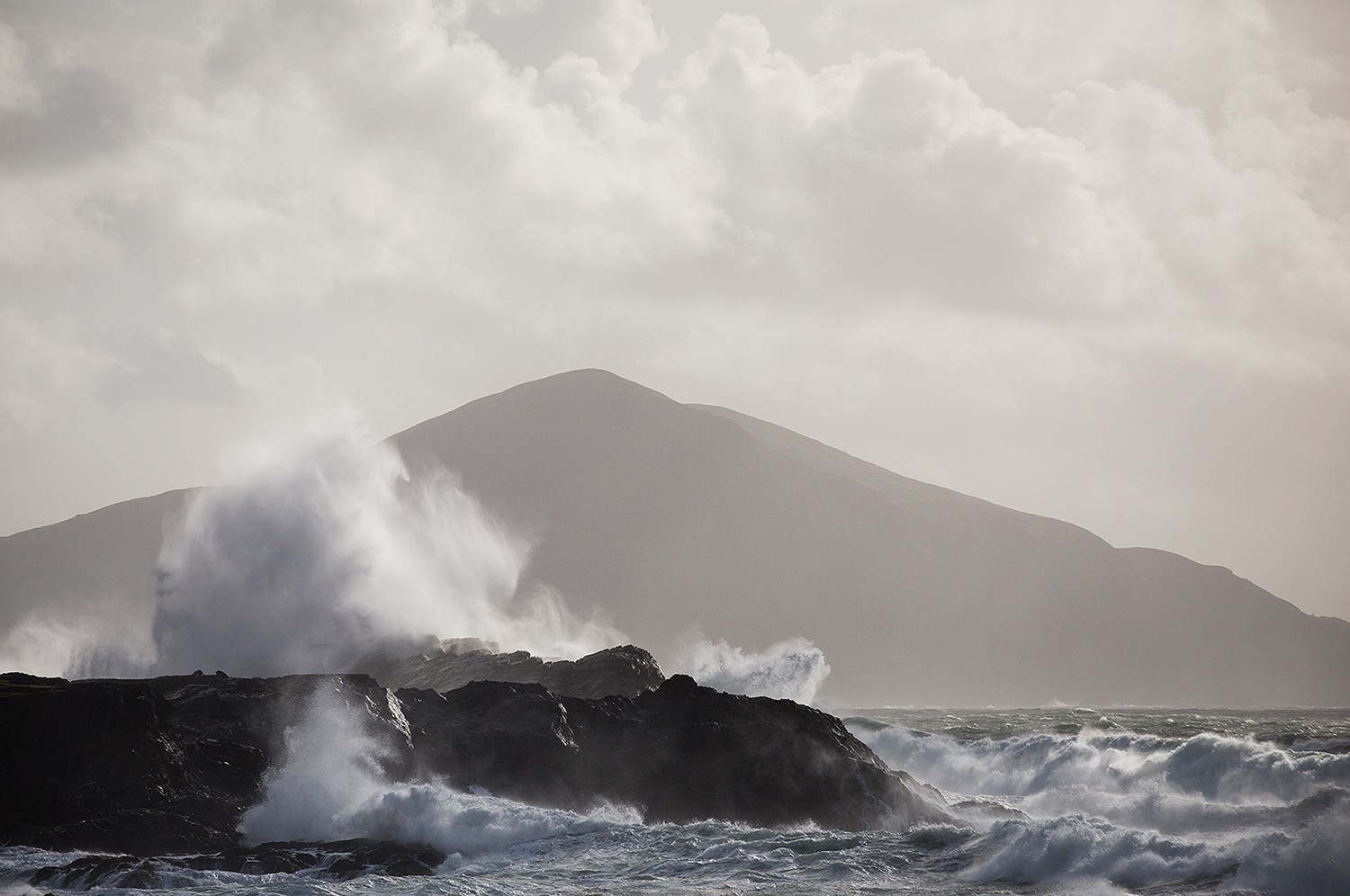 Achill Island Waves