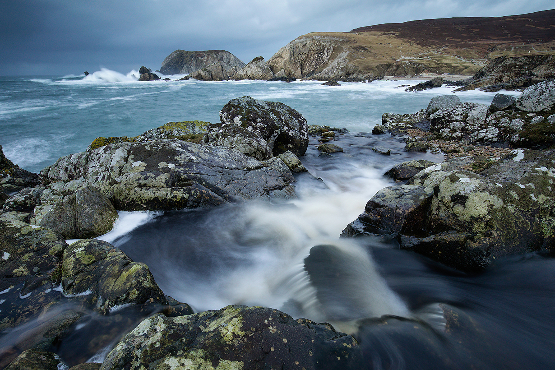 Donegal Coastline, Ireland