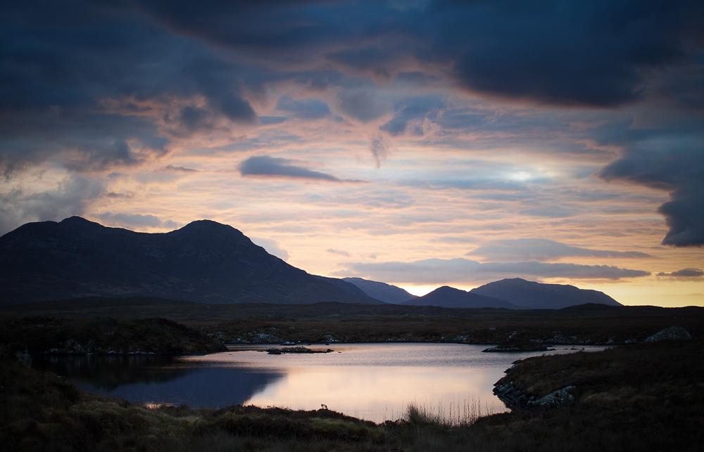 Daybreak Connemara