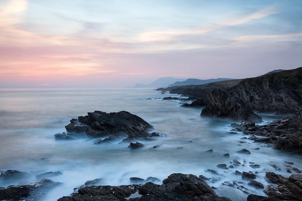 Sunset, Achill Island, Co Mayo