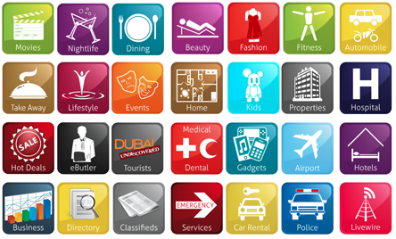 Icons for Qsi Me