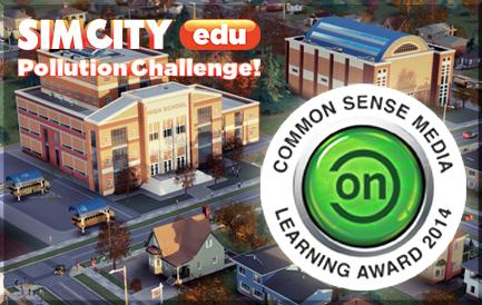 Latest :  SimCityEDU Wins ON For Learning Award