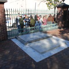 Christ Church Burial
