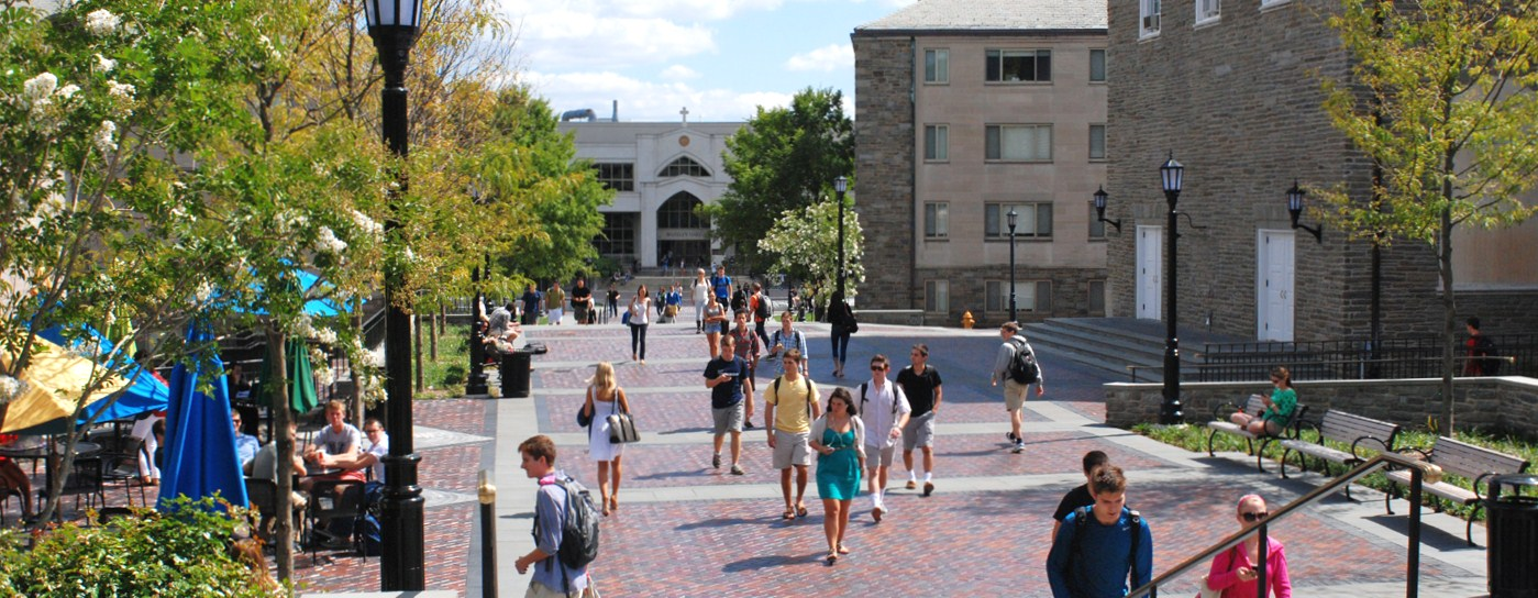 Villanova University: Transforming the Campus Landscape