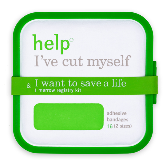 Help I Cut Myself & I Want To Save a Life - What if your next paper cut could save someone's life?