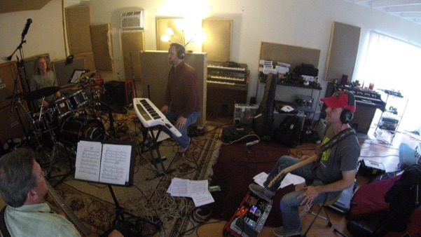 The Recording Session