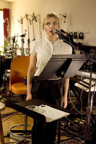 Scarlet Johansson, Rhapsody Session